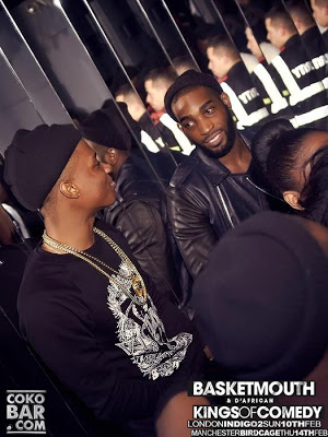 Wizkid and Tinie Tempah @Coko Bar
