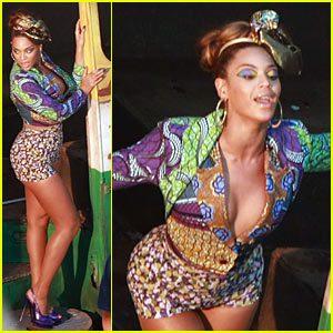 Beyonce-ankara