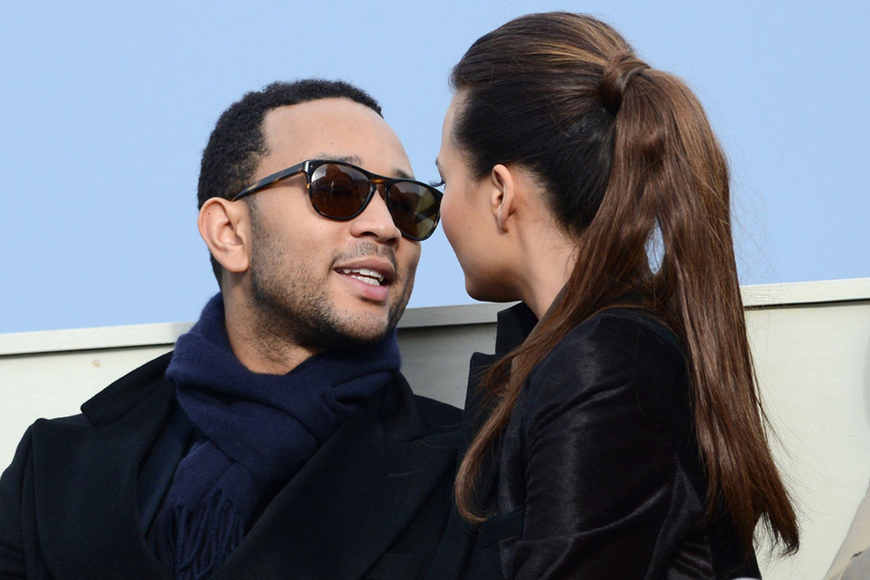John Legend and girlfriend « egosentrik