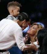 Alicia and Beyonce?