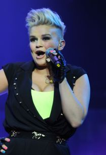 Atomic Kitten - Kerry Katona at 'The Big Reunion