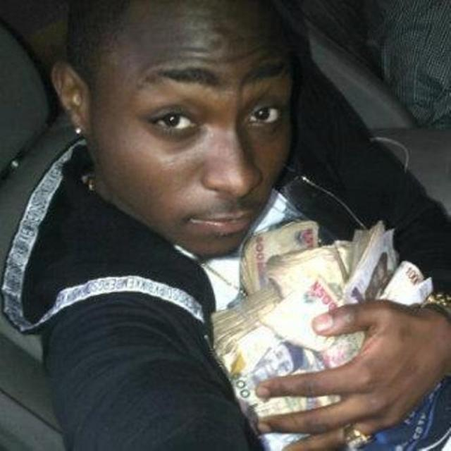 Davido: too much mulla...LOL