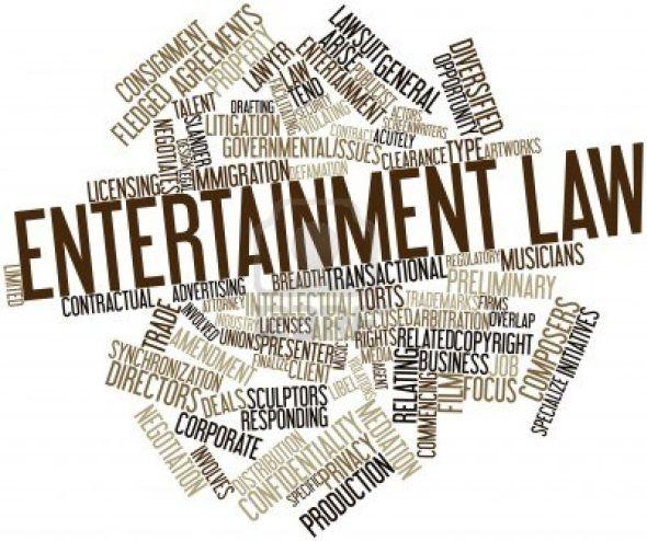 Entertainment-Law