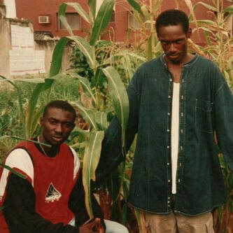 Super stars Black face and 2face