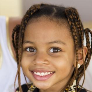 Adorable Zino, IB's daughter