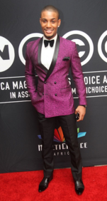Alex Ekubo: Best Dressed Male Nominee