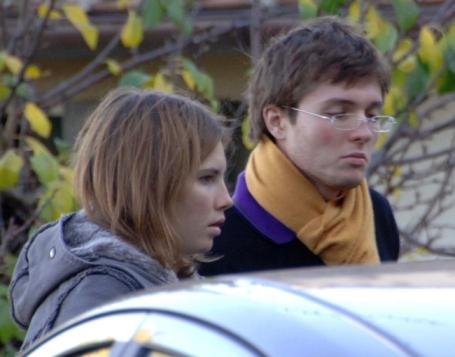 Amanda and Boyfriend