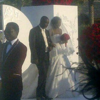 Annie wedding Dress Sneak peek