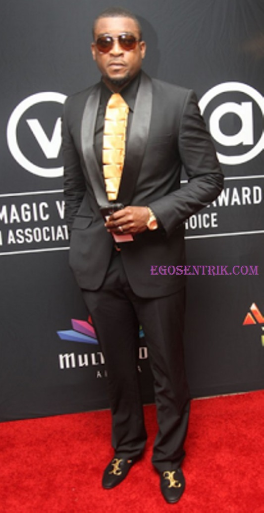 Best Dressed Male is Chidi Mokeme! This dude is always on point and his height is an added advantage.
