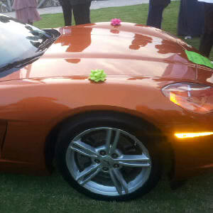 David Mark's claimed Ferrari gift to Tuface and Annie