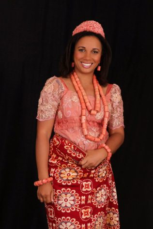 In a Trad Attire
