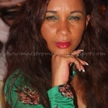 Ibinabo: worst hair Award...The hair is too full and needs some TLC.