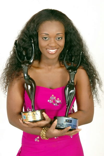 Award winning Nollywood Actress