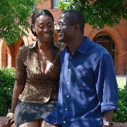LaTascha Emanuel with husband