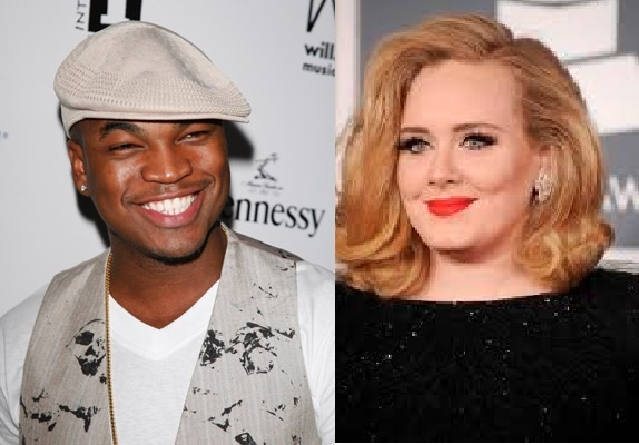Ne Yo and Adele