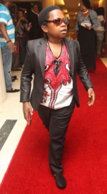 Chinedu Ikedieze: Worst Dressed male, the blazer looked nice on you, but what you're wearing inside is ah ah.