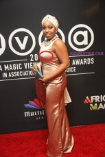 Rita Dominic:Nollywood diva didn't realise her nipple was smiling to the cameras as well
