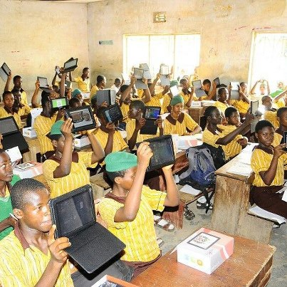 Tablets for  Nigerian students