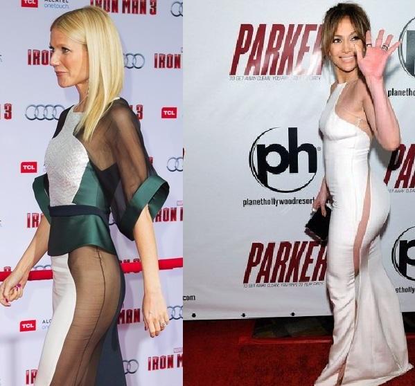 Gwyneth Paltrow vs Jennifer Lopez