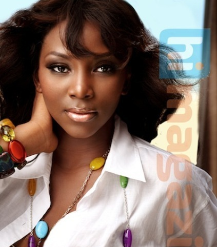 Nollywood Actress Genevive Nnaji
