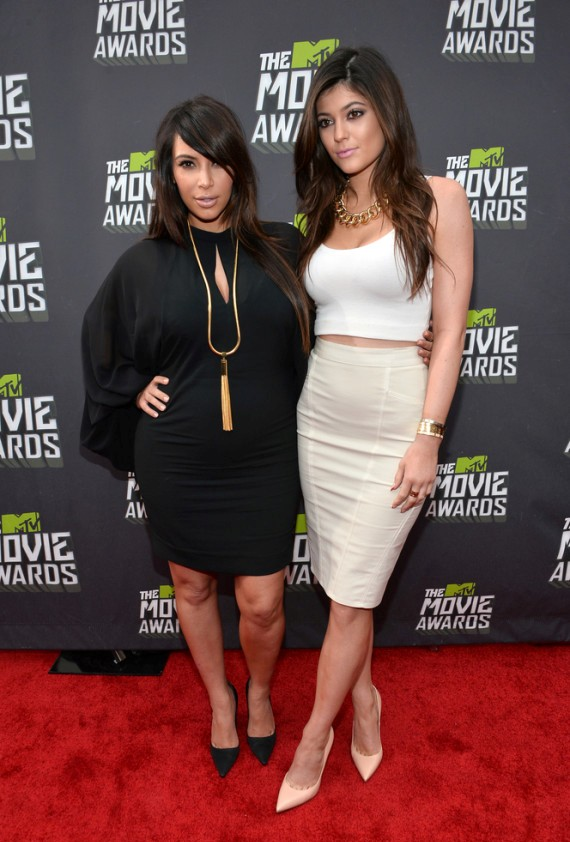 Kylie Jenner and Kim Pregnant