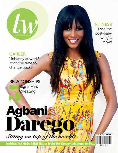 agbani darego on tw magazine 13052013