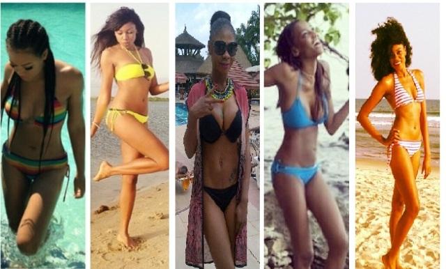 Nollywood Celebs Bikini photos