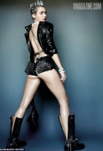 Miley Cyrus 11052013
