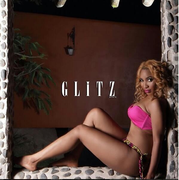 Tonto Glitz Bikini photo Shot