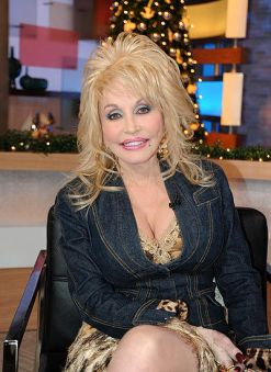 Dolly Parton's boobs $4million