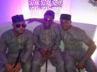 From left: Mike Ezuruonye