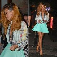 Rihanna's legs $1 million