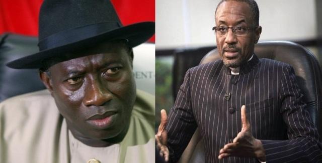 Goodluck Jonathan vs Sanusi Lamido