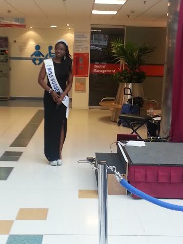 Miss Great Britain Sussex, Ayo Sokale