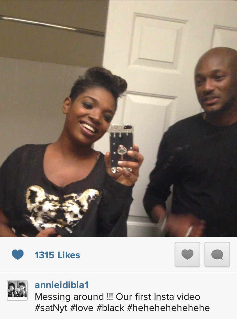 Annie And 2face 1
