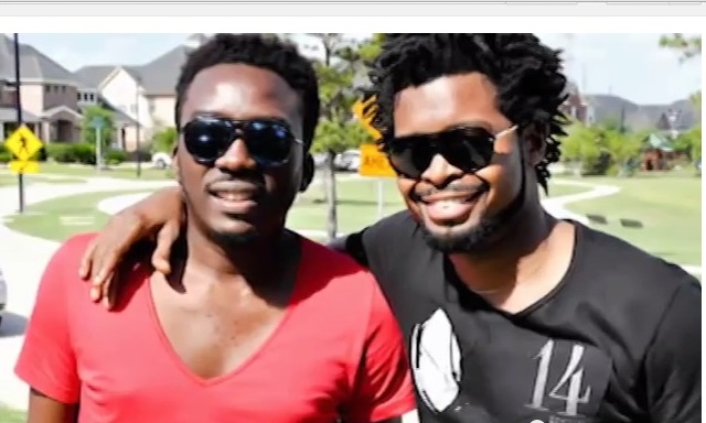 Bovi and Basketmouth