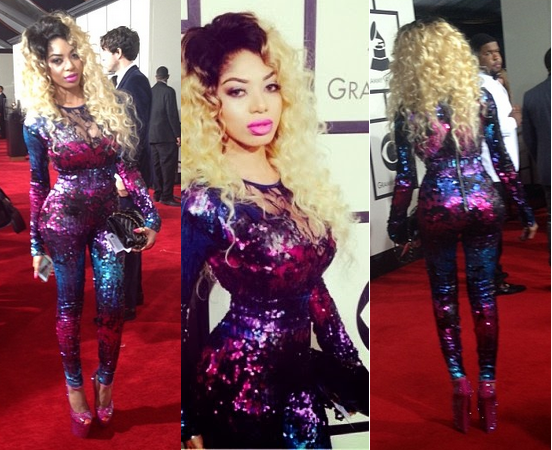 Dencia At The Grammys