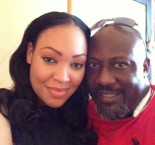 Dino Melaye and New Girfriend