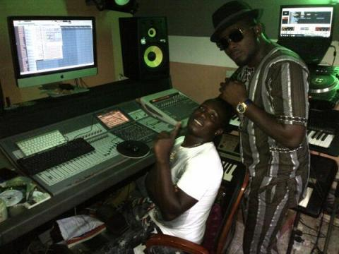 Duncan Mighty and Kelly Handsome