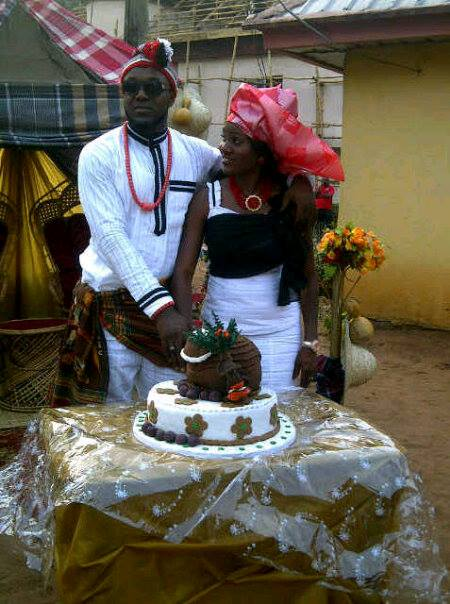 ikem and wife