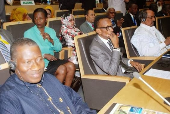 Is Presido smiling for the Camera?
