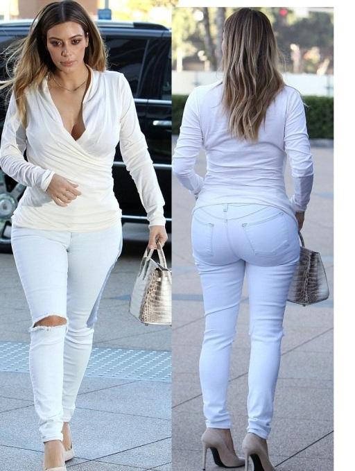 Latest Pic of Kim Kardashian