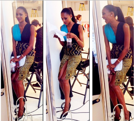 Latest pictures of Oluchi Orlandi