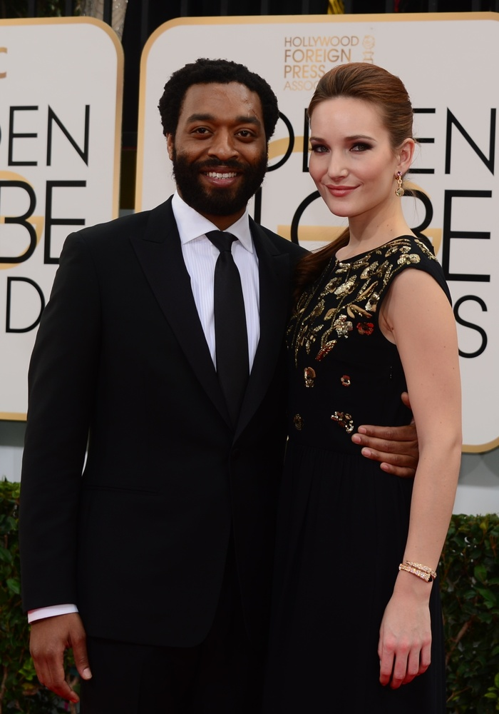 Chiwetel Ejiofor and G...