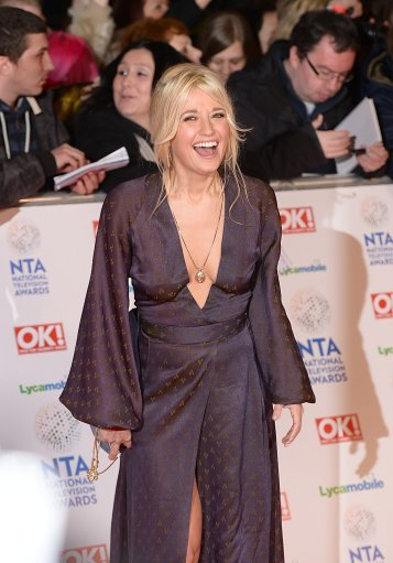 National Television Awards 2014 - Arrivals - London
