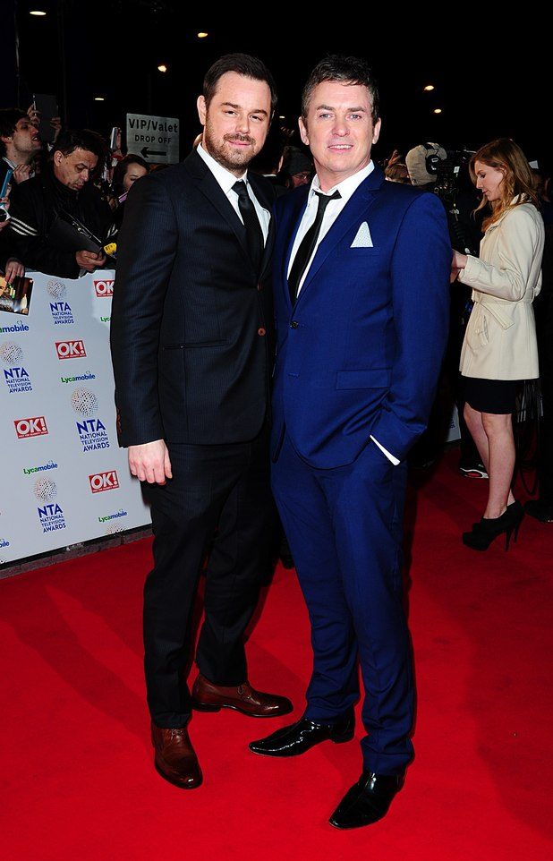 uktv-national-television-awards-2014-danny-dyer-shane-richie