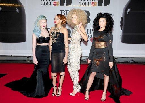 Brit Awards 2014 - Arrivals - London