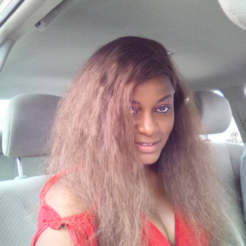 selfie nollywood actress queen nwokoye shares new selfie