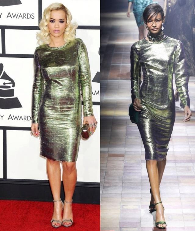 Rita vs Model