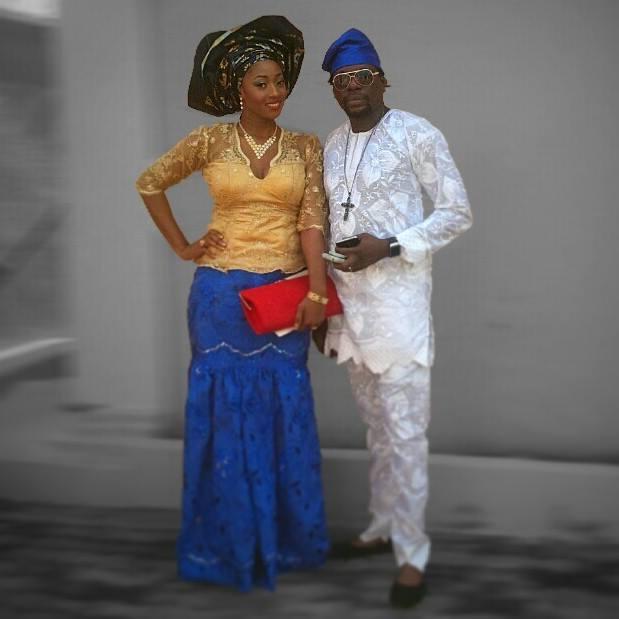 klint and wifey